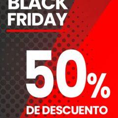 Black Friday 50% Off
